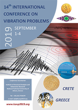 14th International Conference on Vibration Problems